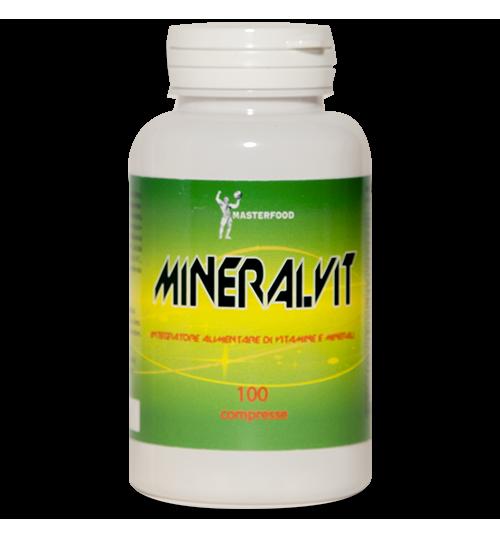Mineralvit 100 Compresse