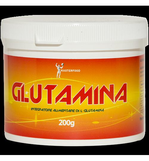Glutamina 200 grammi