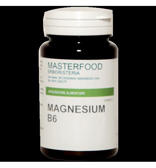 Magnesium B6 60 Capsule