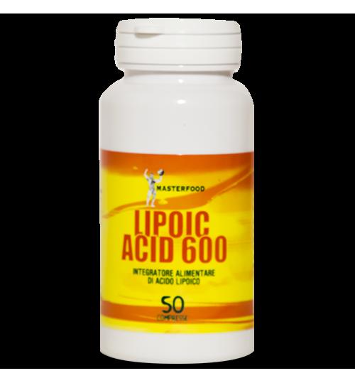 Lipoic Acid 600 50 Capsule
