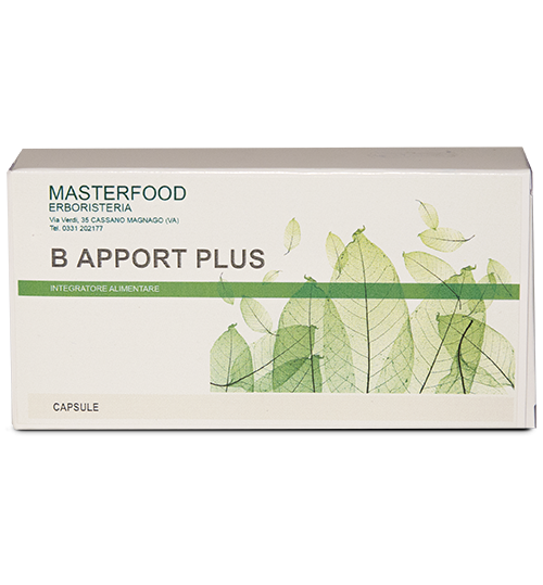 B Apport Plus 40 Capsule Vegetali